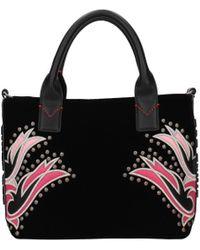 Pinko Handbags Coppolo Women Black