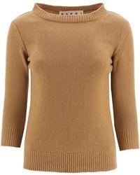 Marni Cashmere Sweater - Multicolor