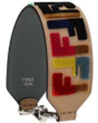 Fendi - Shoulder Strap Handle Women Beige - Lyst