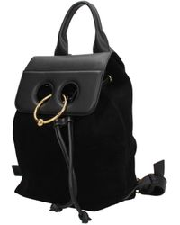 JW Anderson Backpacks And Bumbags Woman Black