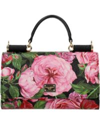 Dolce & Gabbana Selfphone Cover Sicily Von Bag Women Pink