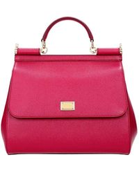 Dolce & Gabbana Handbags Women Fuchsia - Multicolour