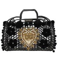 Dolce & Gabbana Handbags Kendra - Black