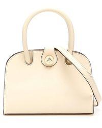 MANU Atelier Ladybird Micro Bag - Natural