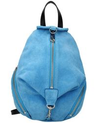 Rebecca Minkoff Backpacks And Bumbags Suede - Blue