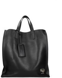 Prada Handbags Men Black
