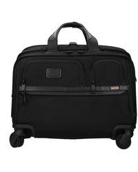 Tumi Wheeled luggages Deluxe 27l Nylon - Black