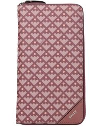 Bally Wallets Leather - Pink