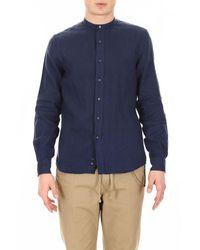 Aspesi Bruce Shirt - Blue
