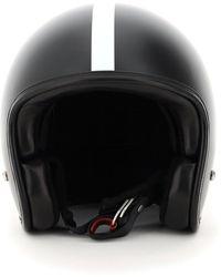 Celine Motorcycle Helmet - Black