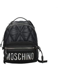Moschino Backpacks And Bumbags Woman Black