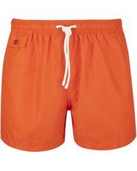 Kiton Sea Clothing - Orange