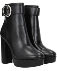 Guess Ankle Boots Woman Black