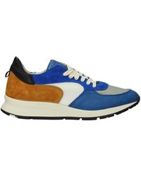 Philippe Model Trainers Montecarlo Suede - Blue