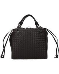 Bottega Veneta Brown Handbags