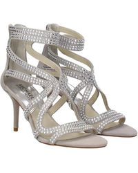 Michael Kors Sandals Women Grey