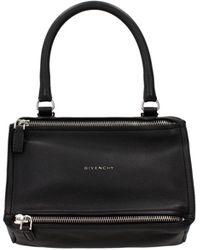 Givenchy Handbags Pandora Small Leather - Black