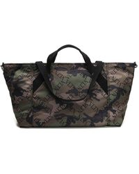 Valentino Garavani Green Travel Bags