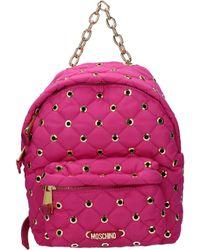 Moschino Backpacks And Bumbags Women Fuchsia - Pink