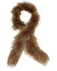 Prada Scarves Fox - Natural