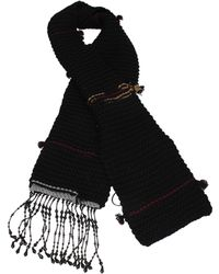 Prada - Scarves Women Black - Lyst