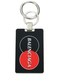 Balenciaga Key Rings Metal - Black