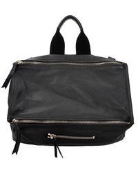 Givenchy Handbags Pandora Man Black