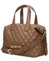 Love Moschino Handbags Woman Brown