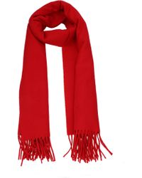 Moncler Scarves Women Red