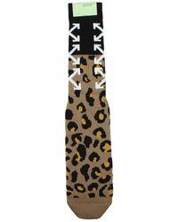 Off-White c/o Virgil Abloh Arrow Socks - Multicolour