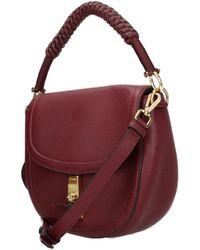 Altuzarra Red Handbags