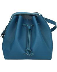 Lancaster Crossbody Bag Women Blue