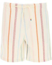 The Silted Company Coffin Kapalua Shorts S Cotton,linen - Multicolour