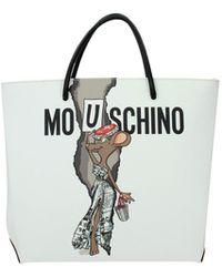 Moschino Handbags Women White