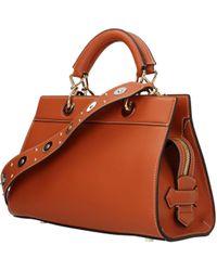 Altuzarra Handbags Woman Brown