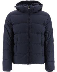 Pyrenex Spoutnic Waterproof Down Jacket - Blue