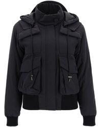 KENZO Nylon Jacket - Black