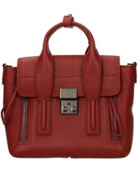 3.1 Phillip Lim Red Handbags Pashli