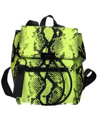 Off-White c/o Virgil Abloh Backpacks And Bumbags Nylon Fluo - Yellow