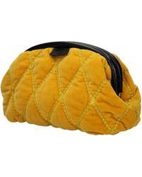 Ballantyne Clutches Women Yellow