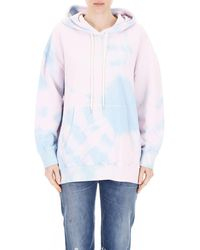 Stella McCartney Tie-dye Print Hoodie - Multicolor