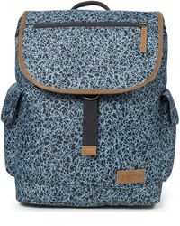 Eastpak Backpacks And Bumbags Fabric - Blue