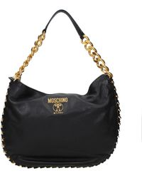 Moschino - Shoulder Bags Women Black - Lyst