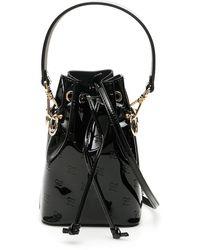 Fendi Mon Tresor Bucket Bag - Black