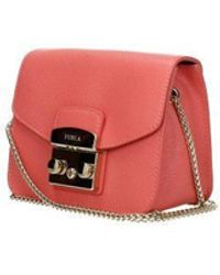 Furla Crossbody Bag Metropolis Woman Pink