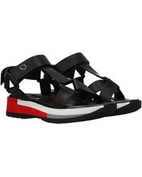 Philippe Model - Sandals Lotus Leather - Lyst