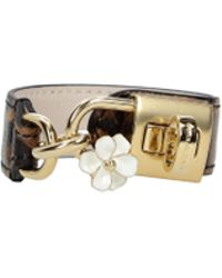 Dolce & Gabbana Bracelets Women - Brown