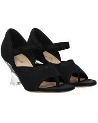 Dior Wedges Academy Women Black