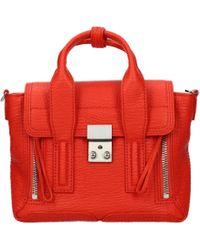 3.1 Phillip Lim Orange Handbags