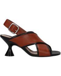 Marni Brown Sandals